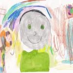 Dorothy, artwork by Arianna Hunter