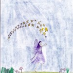 Lila Silver Lake Fairy School, artwork by Lilia Mizer