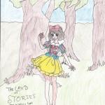 Snow White, artwork by Lannah M. Phanhsavang