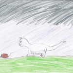 White Wing, artwork by Elizabeth Curtis