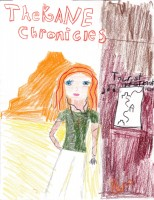 The Kane Chronicles: Sadie Kane, artwork by Geneva Samuelson