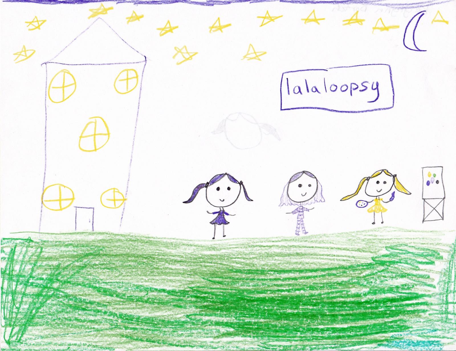 Lalaloopsy, artwork by Kaylynn Dortch