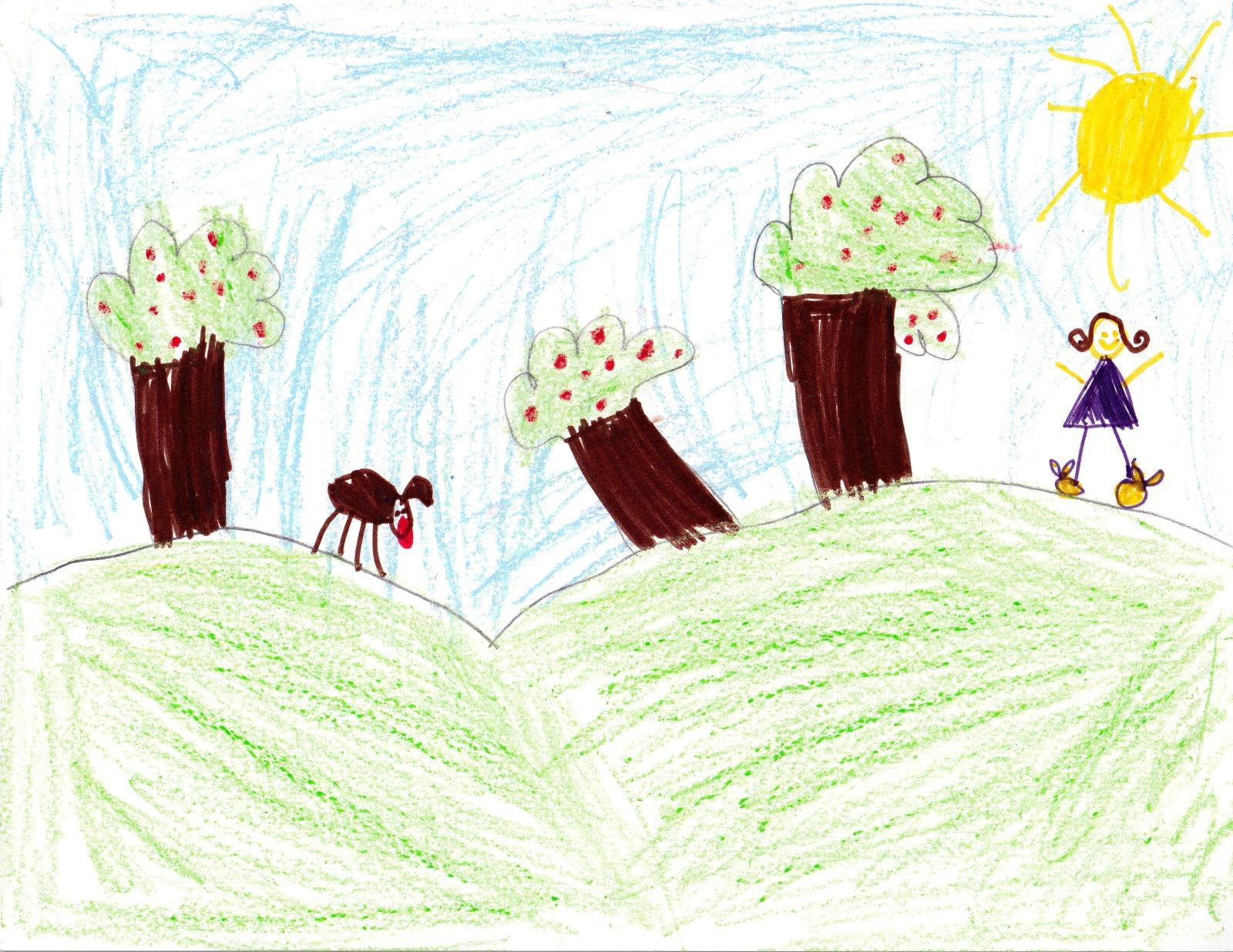 The Magic Tree House 3, artwork by Faith Hedin