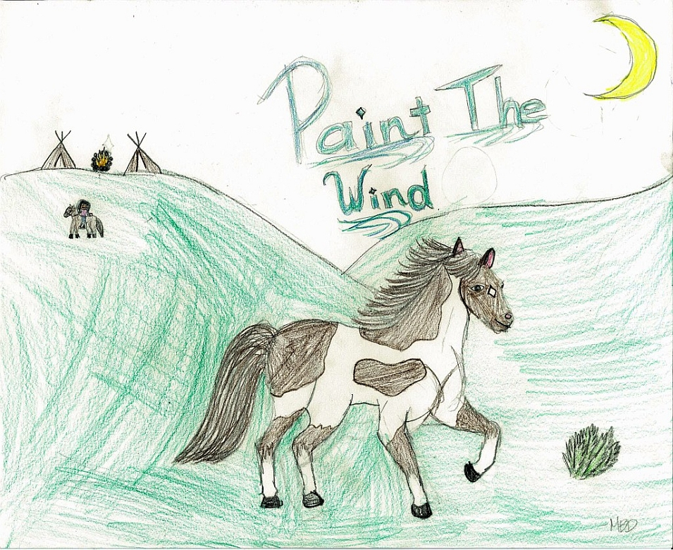 Paint The Wind - M.Dale