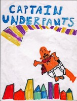 Captain Underpants - B.Crockett