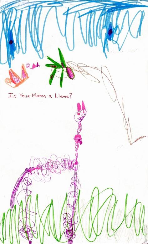 Is Your Mama A Llama - M.Windbigler