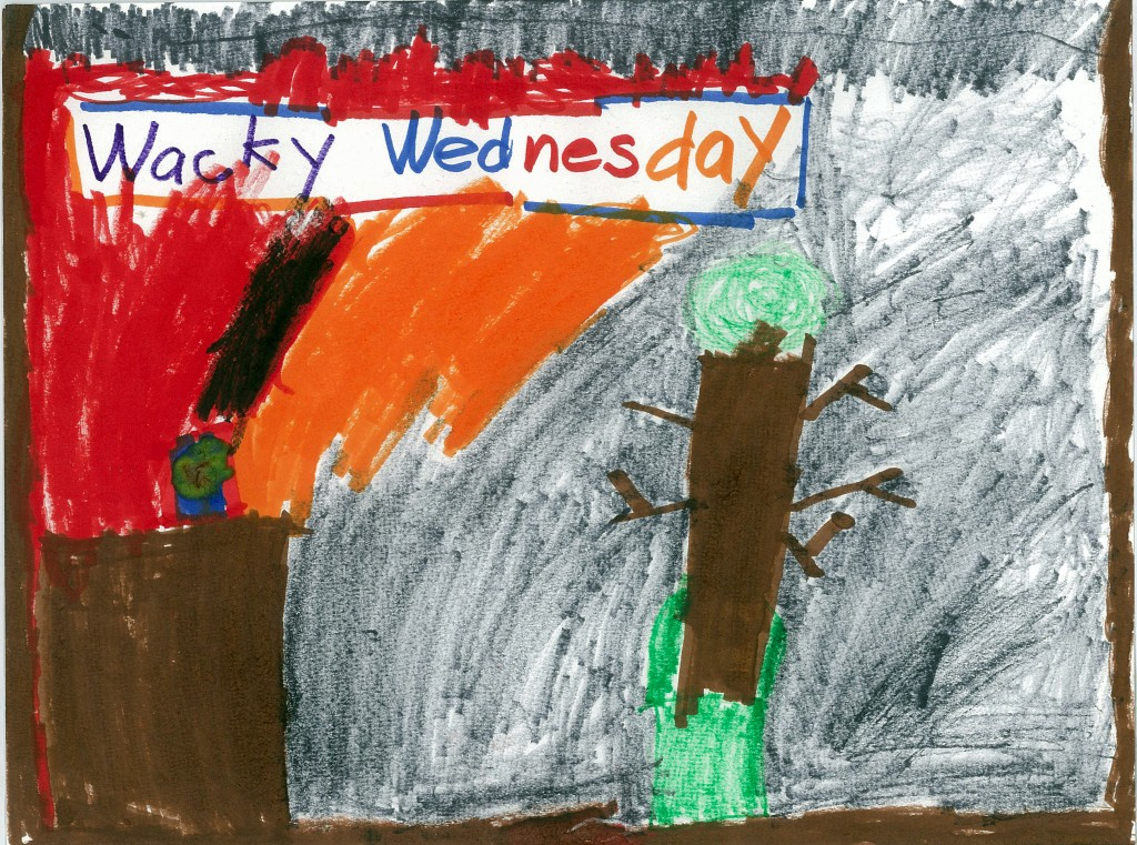 Wacky Wednesday - A.Hogue