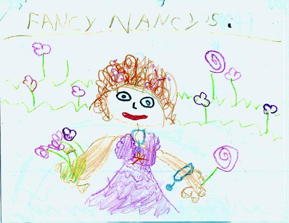 Fancy Nancy's Favorite Fancy Words - A.Barbee