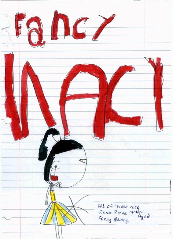 Fancy Nancy - F.McNeil