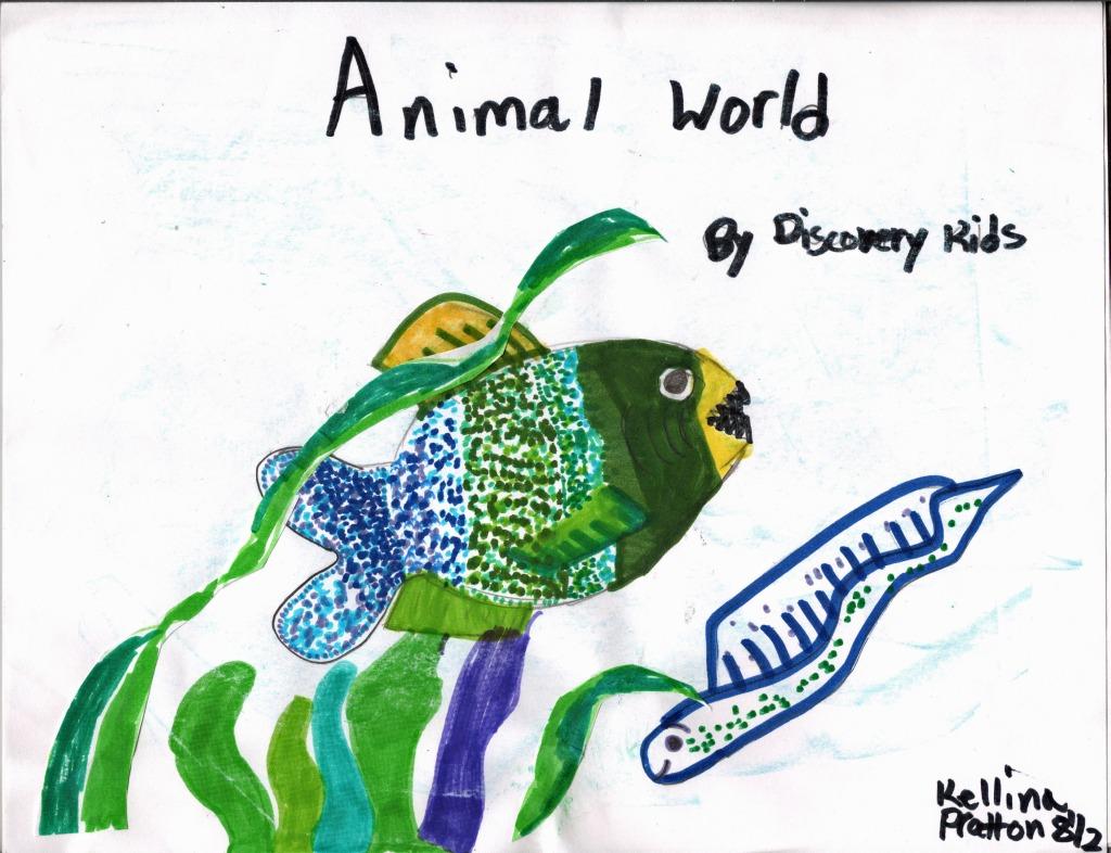 Animal World - K.Pratton