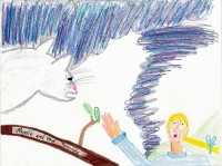 Mandie And The Tornado - A.Windbigler