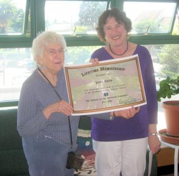 Janet Smith Retires