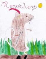Reepicheep of the Dawn Treader, by Elizabeth Curtis - Age 10