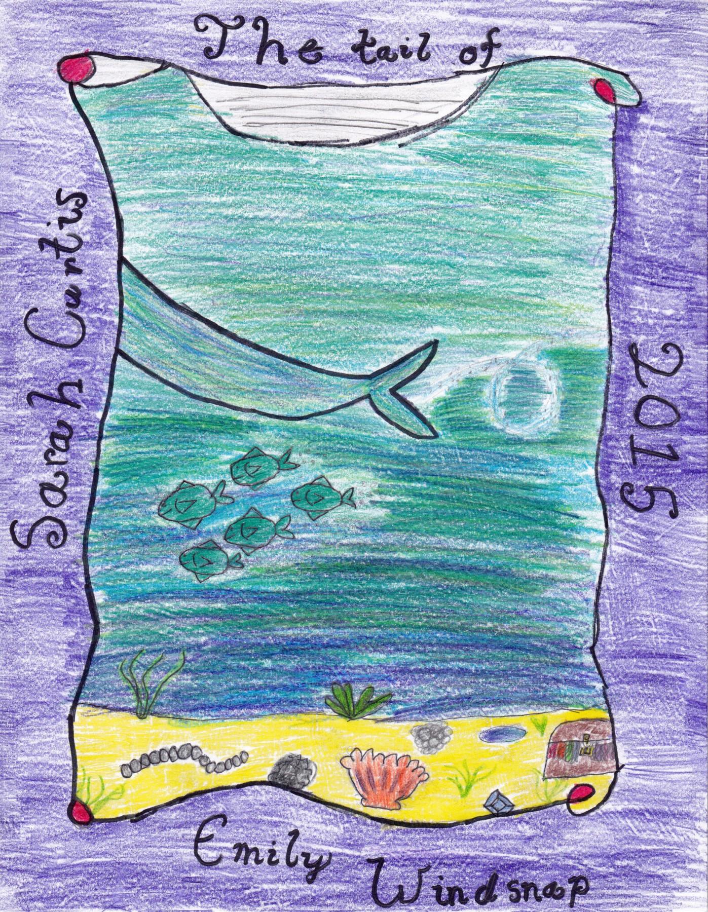 Sarah Curtis - Age 8