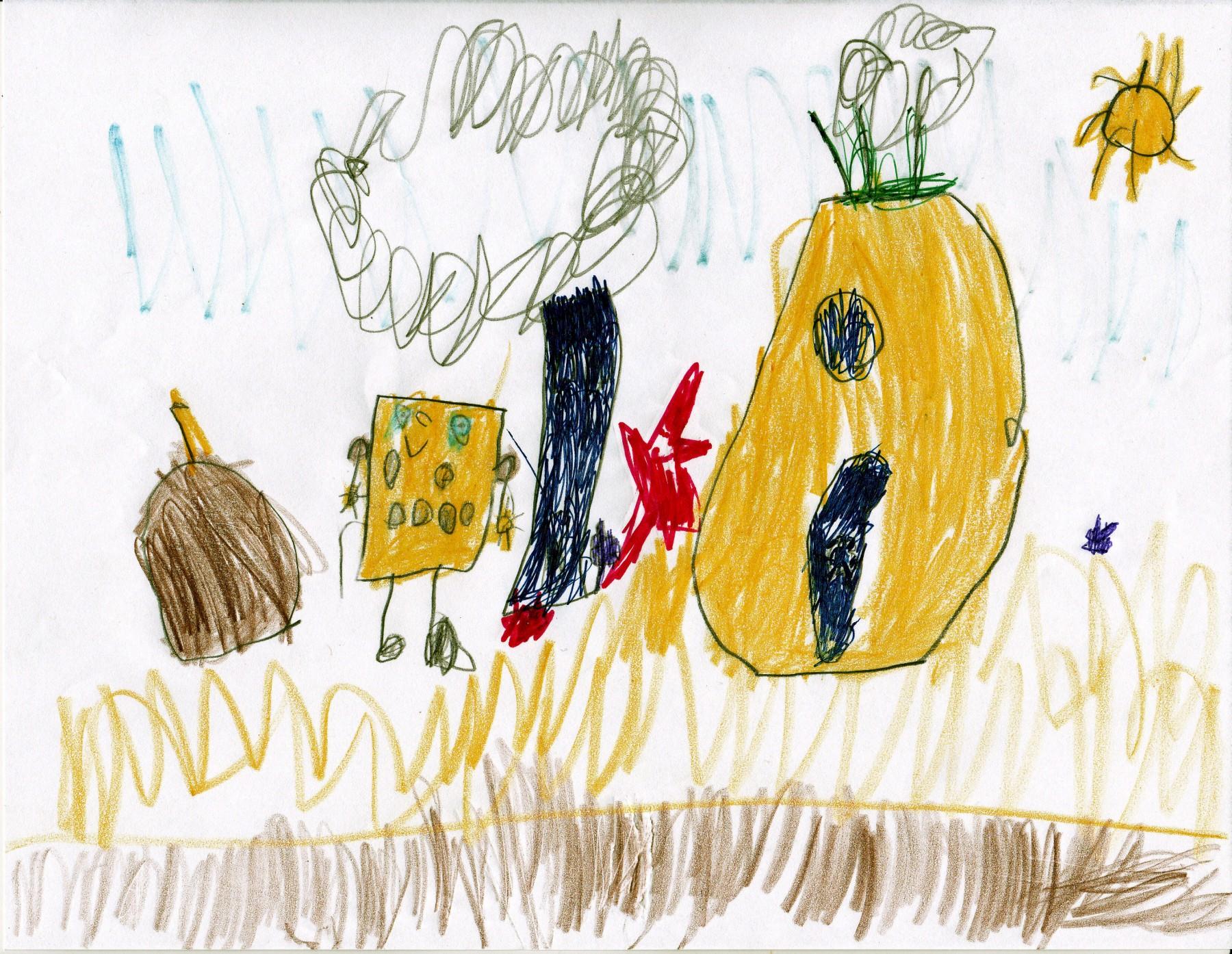 Daniella Heinzen - Age 5
