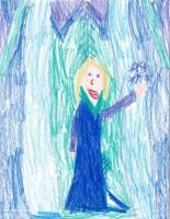 Eliska M. Crowell - Age 6