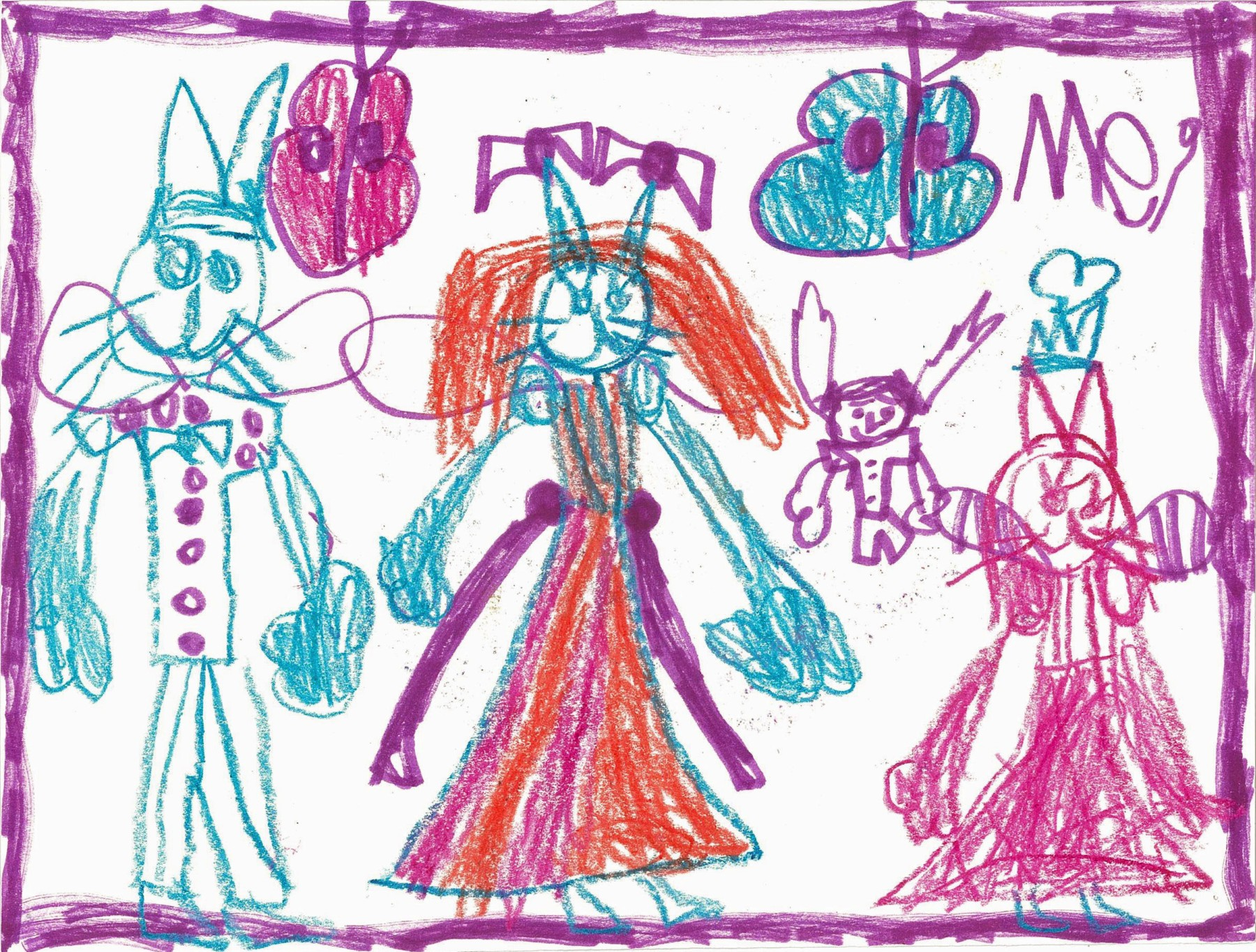 Meilin Storm - Age 6