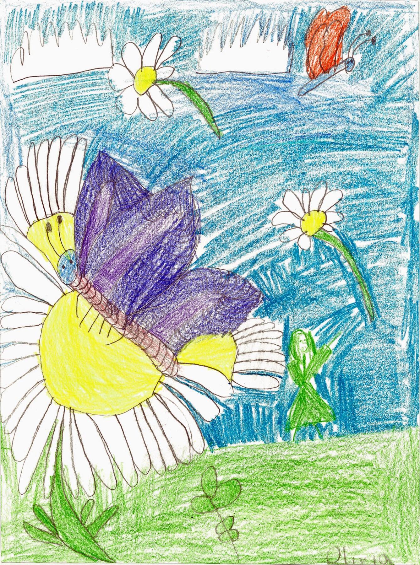 Olivia Lane - Age 7