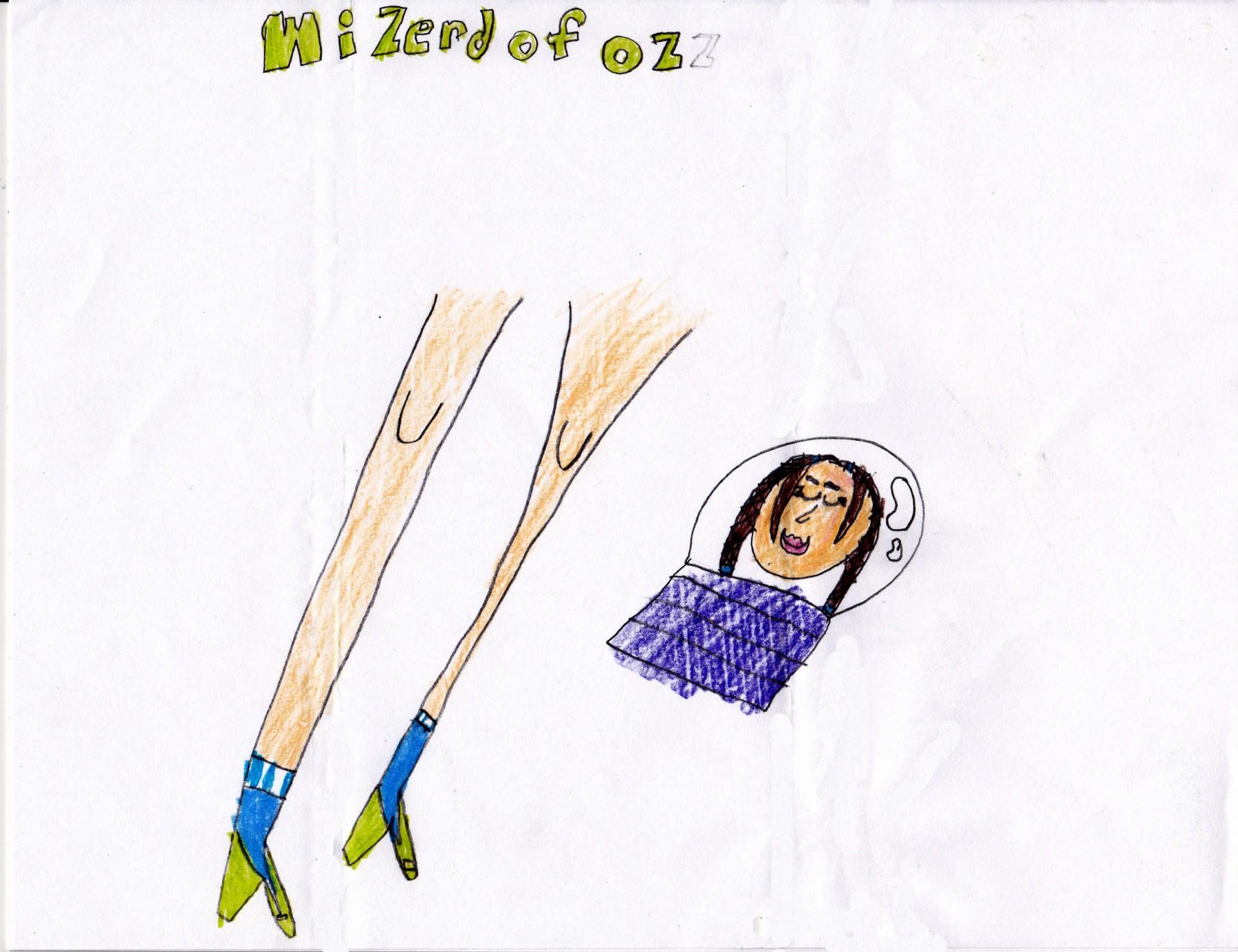 Cali Elizabeth Hadley - Age 9