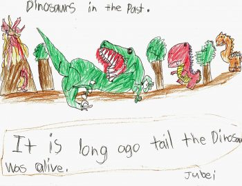 Dinosaurs in the Past