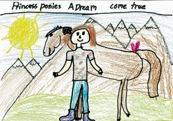 Princess Ponies A Dream Come True