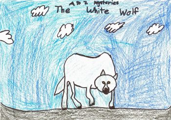 A to Z Mysteries - White Wolf