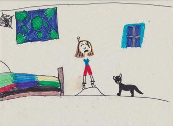 Annika Jones-Current, Age 7, Judy Moody
