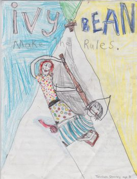 Talullah Downey, Age 8,Ivy and Bean