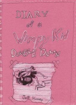 Solana Mendle-Nickle, Age 9, Diary of a Wimpy Kid