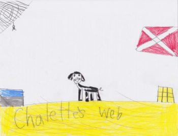 Bethany Smith, Age 9, Charlotte's Web