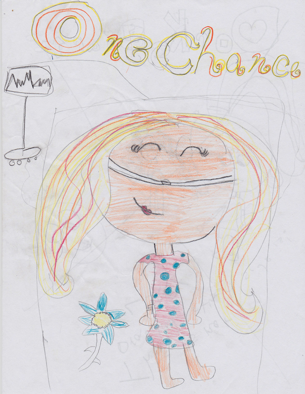 Lucy Clark, Age 10, One Chance