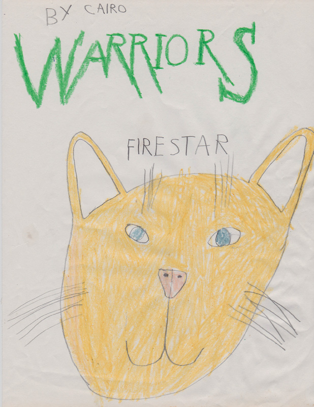 Cairo Boesch Henderson, Age 11, Warriors
