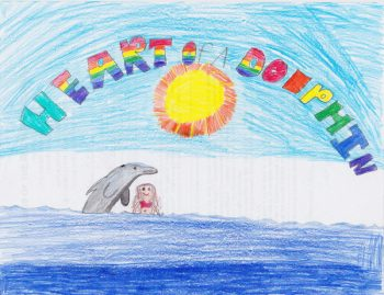 Cara Kent Age 11, Heart of a Dolphin