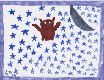 Ama Mondragon Age 8 Owliver