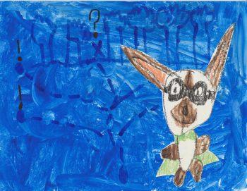 Shane Tait Age 7, Skippyjon Jones
