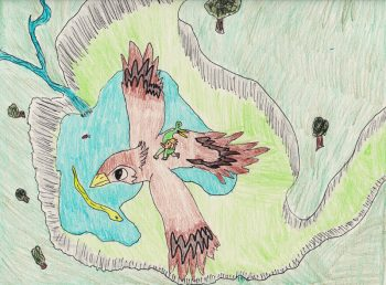 Caspian Clifford Age 11, The Legend of Zelda