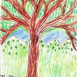 The Tree, art by Harmony Tryon