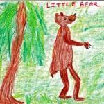 Little Bear, artwork by Glen Frame