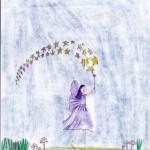 Lila Silver Lake Fairy School, artwork by Lilia Mizer