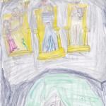 Persephone, artwork by Sarah Curtis