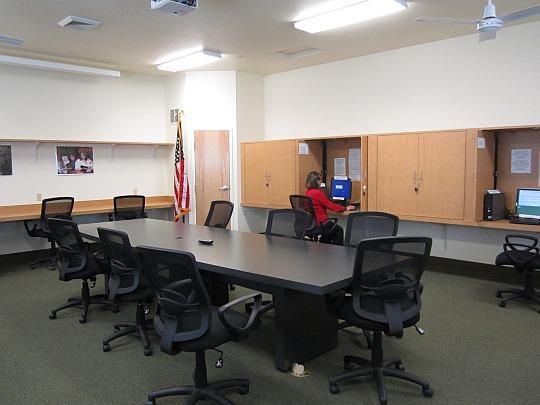 New Patron Room