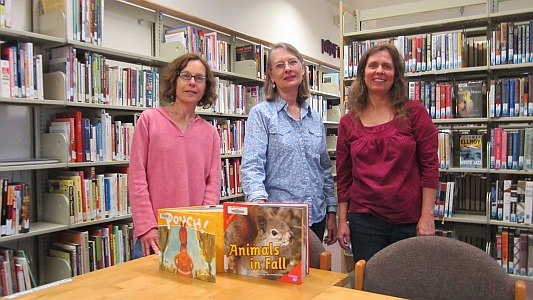 Library Staff Picture