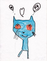 Pete the Cat, artwork by Julie Omaha