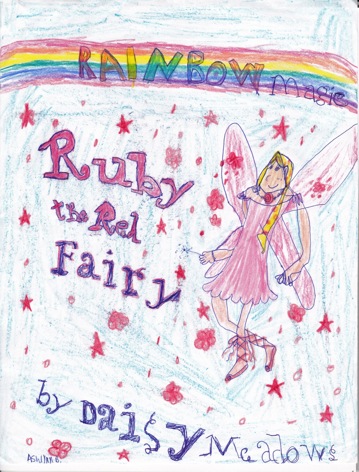 Rainbow Magic, artwork by Ashlynn Barbee