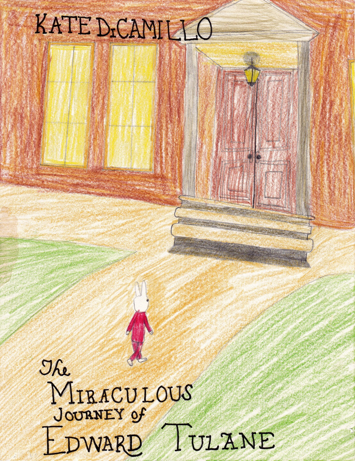 Miraculous Journey of Edward Tulane, artwork by Meiwan Gottschalk