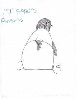 Mr. Popper's Penguins, artwork by Alexia Cox