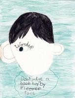 Wonder: Don't Judge A Boy, artwork by Ty Vizenor