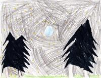 The Magic Tree House 4, artwork by Faith Hedin