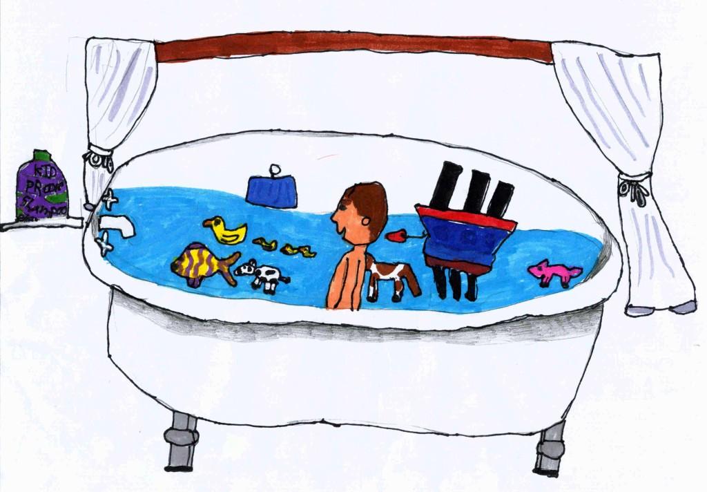 I'm Still In The Bathtub - A.Beard