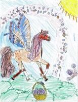 Horse Happy - S.Benson
